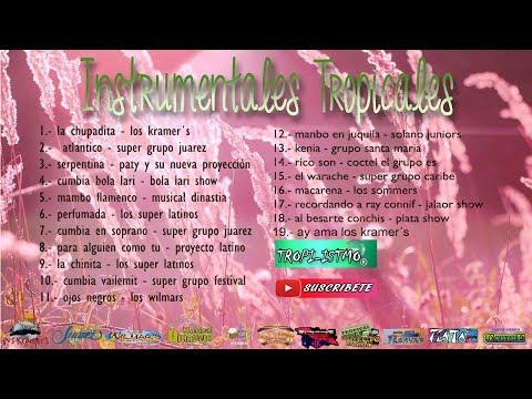 Instrumentales Tropicales - Lo mejor del istmo -