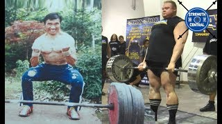 The Current Deadlift Record For Each Weight Class