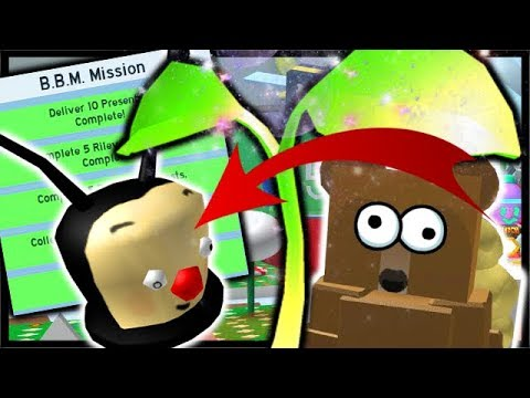 B.B.M MISSION COMPLETE, MYTHICAL SPROUT, MONDO BBM MASK! | Roblox Bee Swarm Simulator