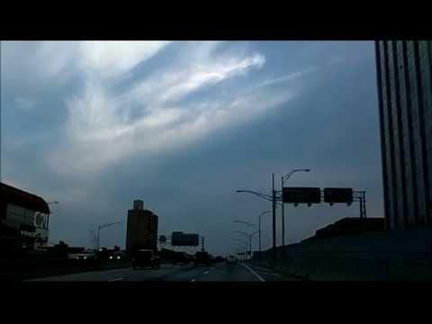 [New York City] Williamsburg Bridge and Parts of Brooklyn