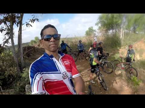 PUMAS MTB SANTO DOMINGO GROUP.