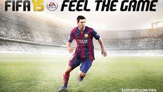 JOGANDO FIFA 15 PC - ULTIMATE TIME
