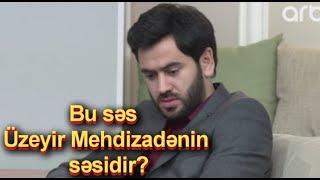 Elgiz Ekber Uzeyir Mehdizade bu ses sizin sesinizdir ?( Arb Tv ) ( ...