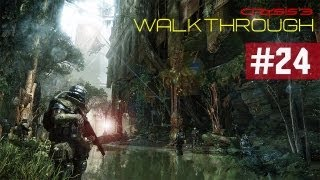 Crysis 3 Walkthrough: Part 24 - Supercharged Prophet (Gameplay/Commentary) HD