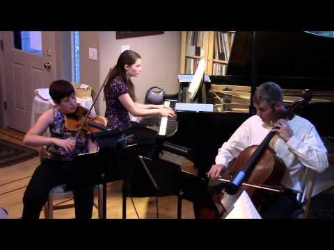 Claude Debussy - Piano Trio in G Major - Cascadia Chamber Ensemble
