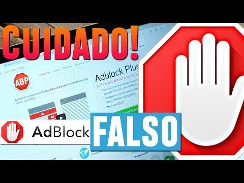 Instalar AdBlock Plus es Peligroso para tu Computadora