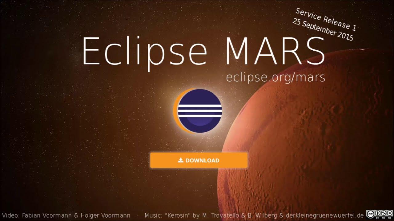 Eclipse Mars Latest Version