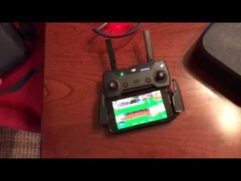 Dji Spark Controller Beeping During Update