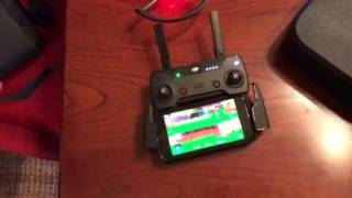 Issue fixed SEE Description Dji spark video no signal trans low issue