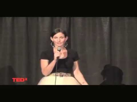 Falling into Fear: Rebecca Lammersen at TEDxTempe