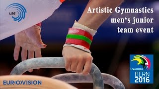 Artistic Gymnastics European Championships 2016 - men