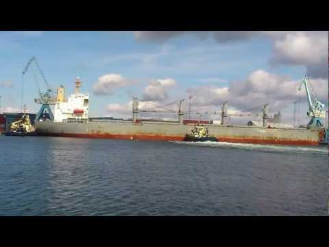 Anton Topic - (Bulk Carrier) Fredericia.