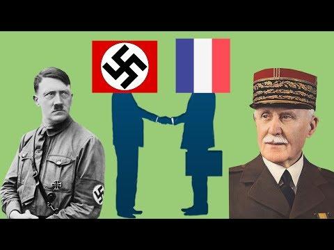 Франция была на стороне Гитлера? | Роль Франции во Второй мировой войне