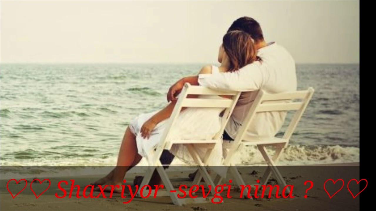 Download Shaxriyor- sevgi nima ? (Lyrics )(Qo'shiq matni bilan )