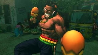 Ultra Street Fighter IV - Feel the rhythm, feel the rhyme, get on up, it
