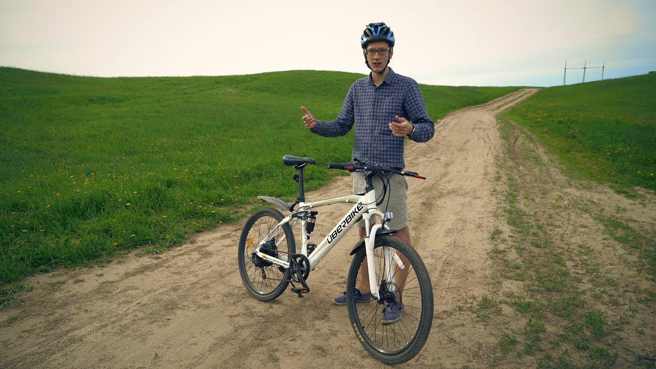 Электровелосипед. Как я вернулся в велотему.