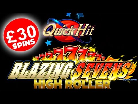 high-roller-stakes---blazing-sevens---fobt-slot