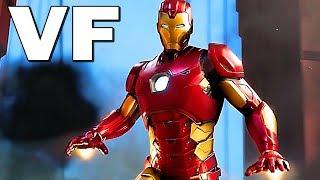 AVENGERS Bande Annonce (E3 2019) Jeu Vidéo Marvel's Avengers