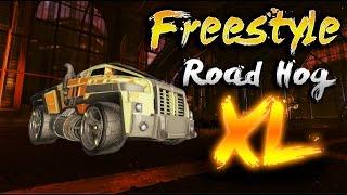 Rocket League - Freestyle Road Hog XL