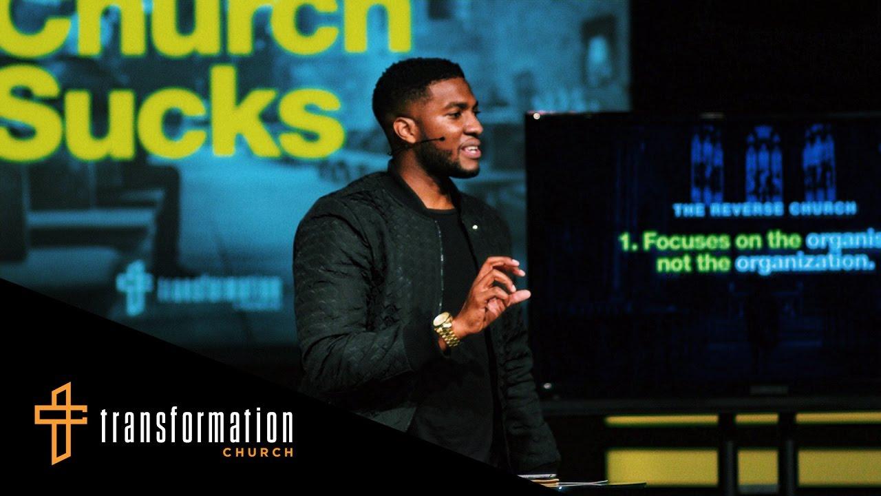 Reverse Church :: Church Sucks (Part 1)