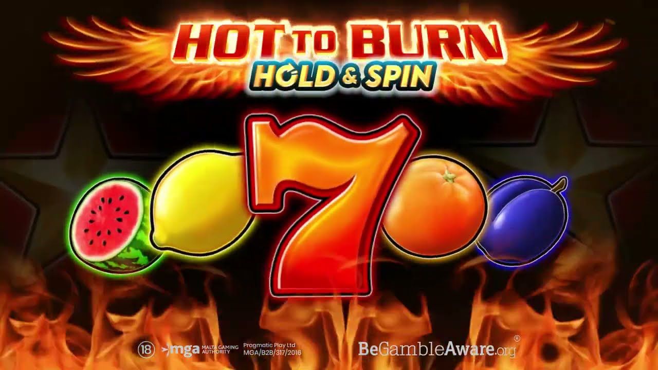 Hot to Burn Hold & Spin Slot Play Free ▷ RTP 96.7% & High Volatility video preview