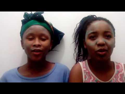 Lil sis singing Nathi's buyelekhaya