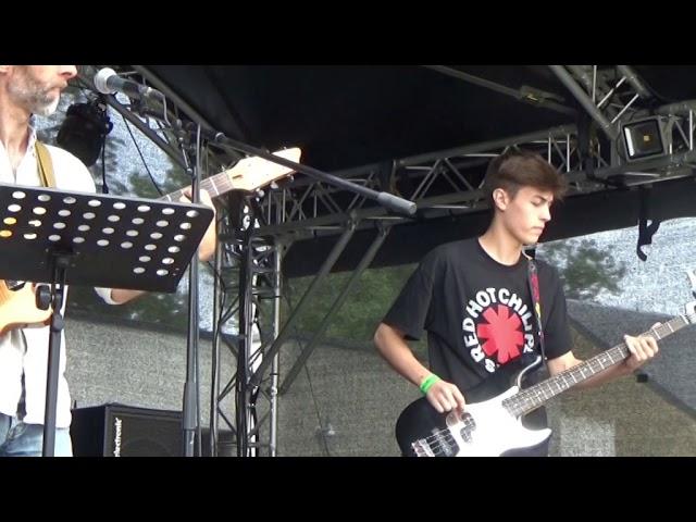 Atelier Combo Fête de la musique Izel 2018 Green Day