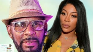 THE TRUTH about R.Kelly and K.Michelle! K.Michelle ADMITS to keeping his SECRETS!