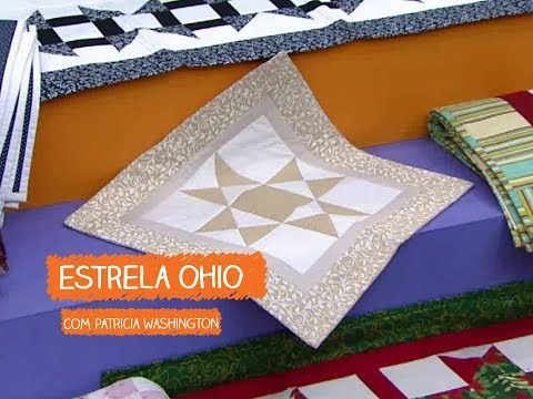 Estrela Ohio com Patricia Washington | Vitrine do Artesanato na TV - TV Gazeta