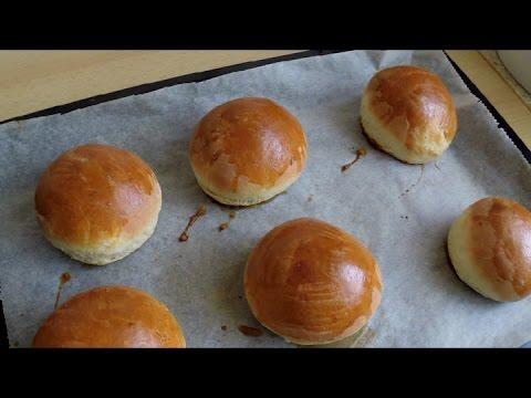 Hamburger Buns Rezept Jörn Fischer