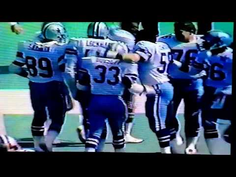 1984 Dallas@Chicago Hogeboom 62yd TD pass to Dorsett