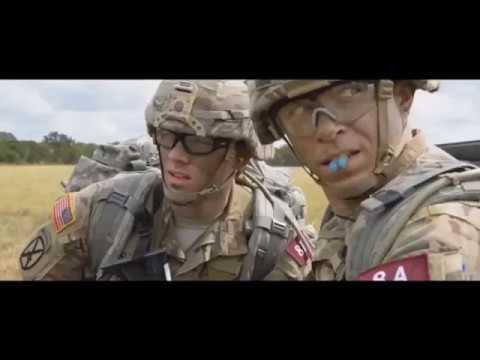 Hero's Tonight: US Military Homage. Music Video