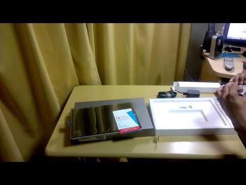 surface 3 lte 128gb model unboxing youtube. Black Bedroom Furniture Sets. Home Design Ideas