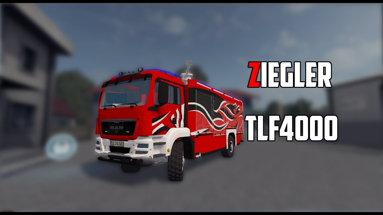 Ziegler Tlf4000 Modshowcase Youtube