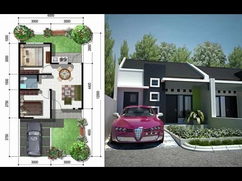 Desain Interior Rumah  Minimalis Type  36 72  Desain Rumah