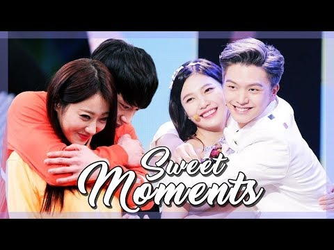 K-POP IDOLS SWEET MOMENTS 1