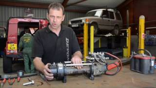 HOW TO REPAIR A WINCH - PART 1 (OF 3)
