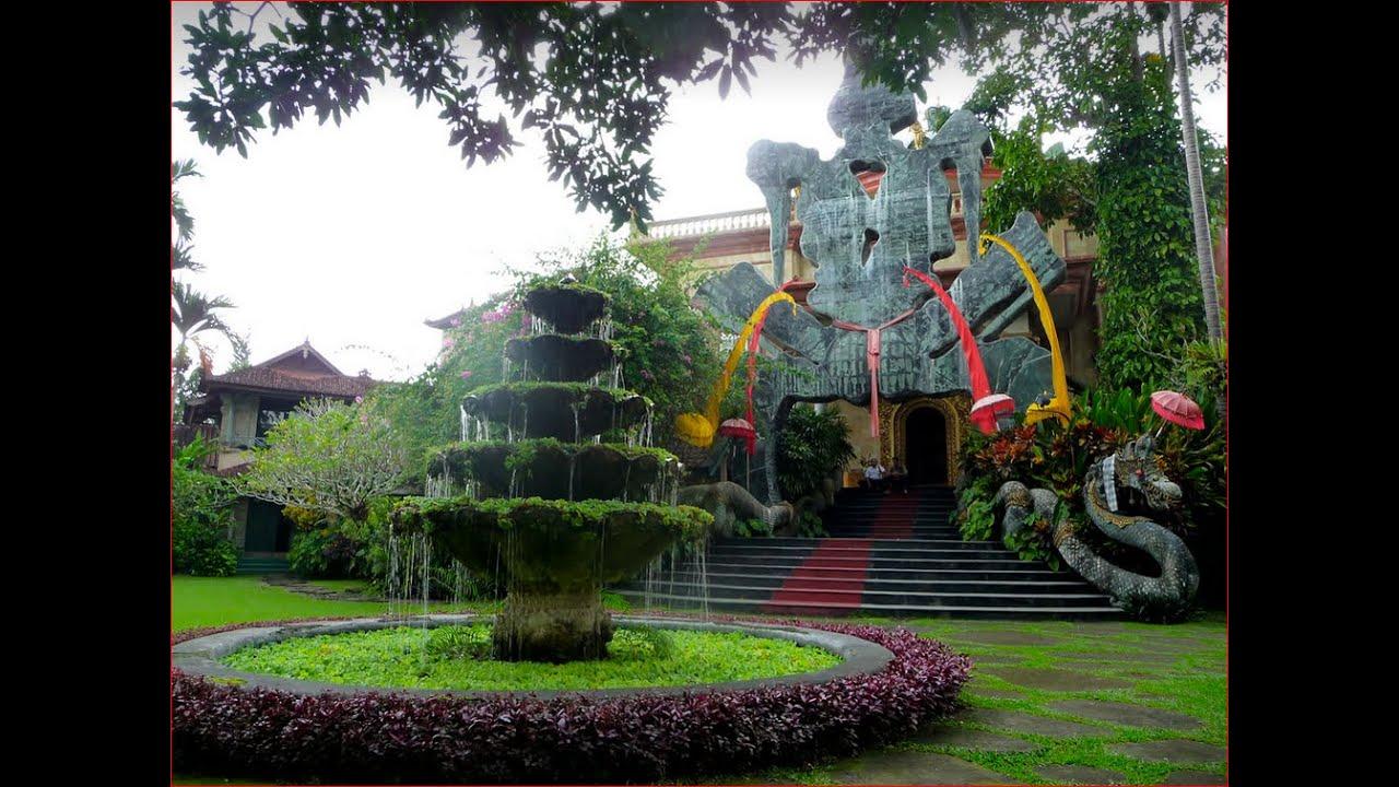 Blanco Renaissance Museum in Bali - Famed Maestros