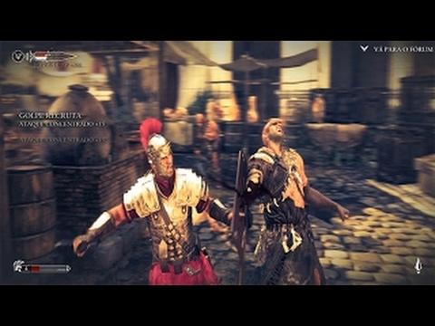 Ryse : Son of Rome Pc Jogando até Zerar Part 2