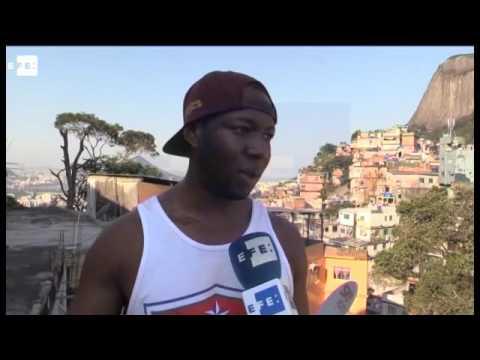 """Turismo """"olímpico"""" chega às favelas do Rio de Janeiro"""