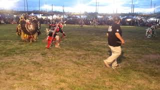TAOS PUEBLO POW WOW 2019 DAY 2  EVENING - Men's Traditional