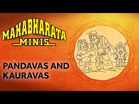 Pandavas And Kauravas | Mahabharata MINIs - 9 | EPIFIED
