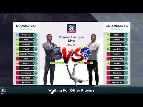 Dream League Soccer 21 Android Gameplay #25
