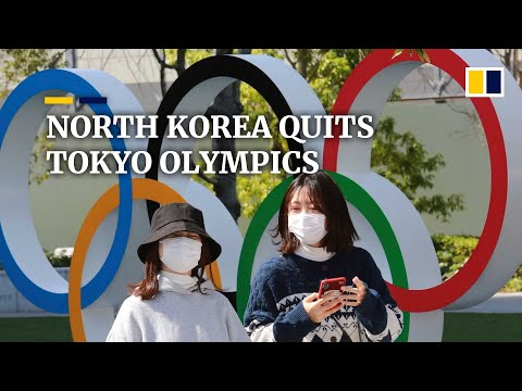 North Korea to pull out from Tokyo Olympic Games