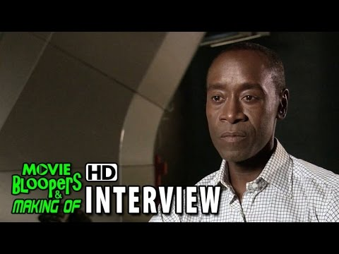 Avengers: Age of Ultron (2015) BTS Movie Interview - Don Cheadle (James Rhodes / War Machine)