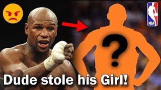 The NBA Player who Floyd Mayweather Jr. THREATENED to KILL!
