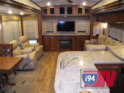 Sold 2015 Forest River Wildcat 327ck Fifth Wheel Rv Go