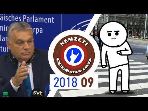 Nemzeti COUBatov lista 9 | A legjobb magyar Coub videók | 2018. szeptember