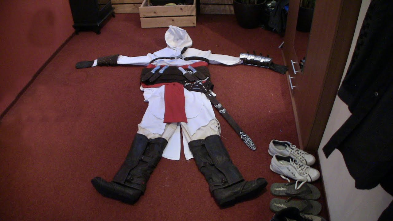Altair Costume Full Costume Youtube