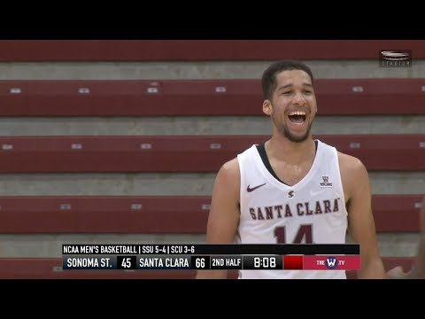 justice-scores-career-high-16,-men's-basketball-defeats-sonoma-state-82-54-|-dec.-9,-2018